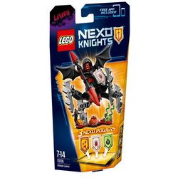 70335 LAVARIA Ultimate Lavaria KLOCKI LEGO NEXO KNIGHTS