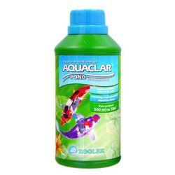 Zoolek Aquaclar Pond Plus Oczko Wodne 1000Ml Na Mętną Wodę Klaruje, ZO AQUACLAR POND1000