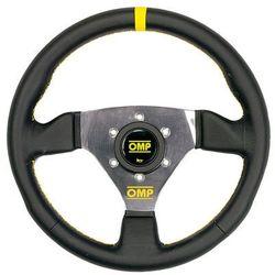 Kierownica omp trecento skóra wyprodukowany przez Omp racing