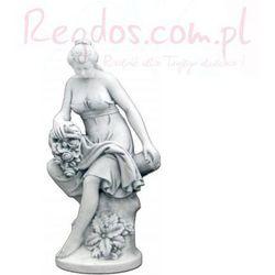 Figura ogrodowa betonowa kobieta z roślinami 121cm, kup u jednego z partnerów