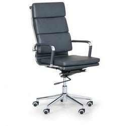Fotel biurowy Kit, czarny