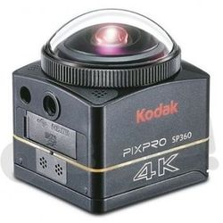 Kodak  pixpro sp360 4k extreme pack - produkt w magazynie - szybka wysyłka!, kategoria: kamery sportowe