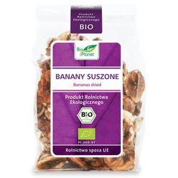 Banany suszone plastry BIO 150g- Bio Planet - sprawdź w wybranym sklepie