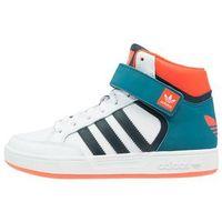 adidas Originals VARIAL MID Tenisówki i Trampki wysokie white/surf petrol/solar red (4055014463361)