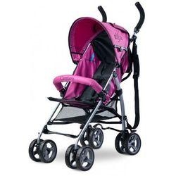 Caretero Alfa wózek spacerowy 5,3 kg lavenda nowość, towar z kategorii: Wózki spacerowe