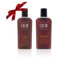 Prezent: American Crew - szampon oczyszczający + odżywka