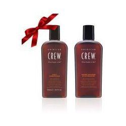 Prezent: American Crew - szampon oczyszczający + odżywka, kup u jednego z partnerów