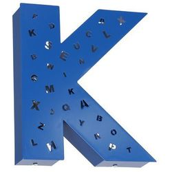 Kinkiet LITERKA K niebieski E14 ALDEX IMPORT-EXPORT