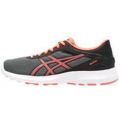 ASICS NITROFUZE Obuwie do biegania treningowe carbon/flash coral/black od Zalando.pl