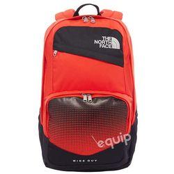 Plecak The North Face Wise Guy - fiery red - sprawdź w wybranym sklepie