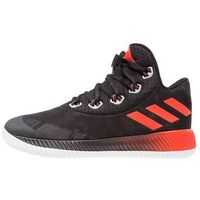 adidas Performance LIGHT EM UP 2017 Obuwie do koszykówki core black/energy/solid grey