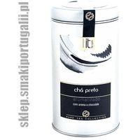 Czarna herbata aromatyzowana o zapachu czekolady 100g marki Quinta de jugais