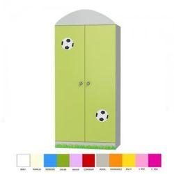 Szafa 2 drzwiowa FOOTBALL z kategorii szafy i szafki