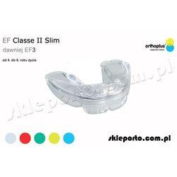 Aparat orthoplus EF Classe III Slim (dawniej ef3) - Elastyczny aparat ortodontyczny - ortodoncja Aparat przezn
