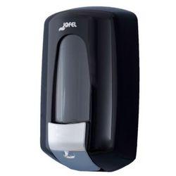 Dozownik mydła w płynie 0,9l czarny marki Jofel
