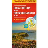 Marco Polo Mapa Samochodowa Wielka Brytania, Irlandia 1:800 000 Zoom, książka z ISBN: 9783829738309