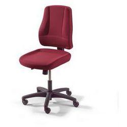 Obrotowe krzesło biurowe UDO,wys. oparcia 540 mm