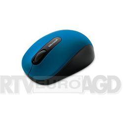 Microsoft Bluetooth Mobile Mouse 3600 (niebieski) - produkt w magazynie - szybka wysyłka!, PN7-00024
