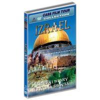 Dvd podróże marzeń Film dvd izrael. ścieżki wiary - ziemia święta