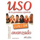 Uso de la gramatica espanola Junior avanzado - Ramon Palencia, oprawa miękka