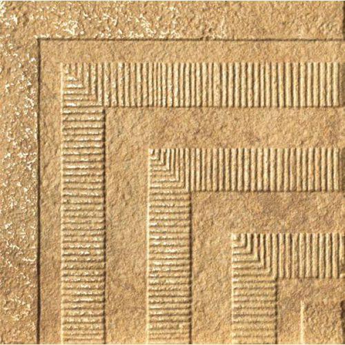 PALACE STONE Angoli Greca Pavimenti Oro 19,7x19,7 (P-37) - produkt z kategorii- glazura i terakota