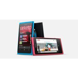 Nokia  lumia 800 16gb czerwona - czerwony \ 2 lata na terenie całego kraju + polskie menu + bez sim locka