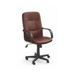 Fotel denzel ciemnobrązowy - zadzwoń i złap rabat do -10%! telefon: 601-892-200 marki Halmar