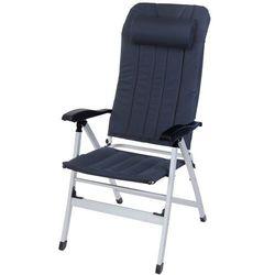Składane krzesło aluminiowe, ogrodowe
