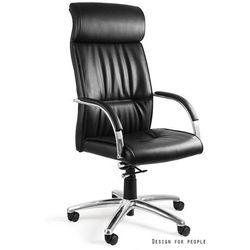 Unique Fotel gabinetowy skórzany brando