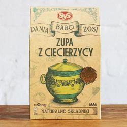 Zupa z ciecierzycy, marki Dania babci zosi