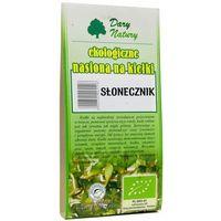 Ekologiczne nasiona na kiełki - Słonecznik 50g Dary Natury