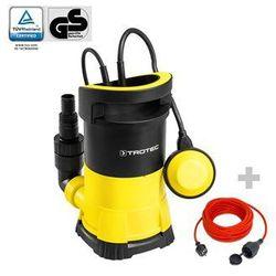 Pompa zanurzeniowa do wody czystej TWP 4005 E + Przedłużacz jakościowy 15 m / 230 V / 1,5 mm²