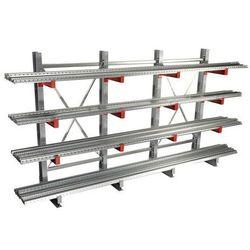 Array Regał wspornikowy k 3000 dla średnich obciążeń h2500xb3900xt400 mm