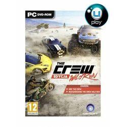 The crew wild run pl - klucz, marki Ubisoft