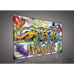 Obraz Kolorowe Graffiti PP626O1, PP626O1