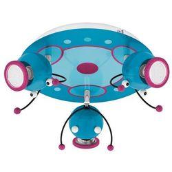 Eglo 95942 - Lampa dziecięca LAIA 1 3xGU10-LED/3W/230V, kup u jednego z partnerów