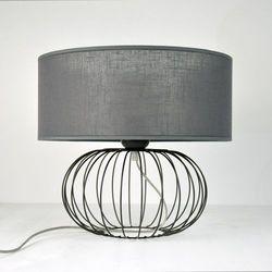 Lampa Nocna SMALL BALL GRAY NR 2497, 92B2-837B2