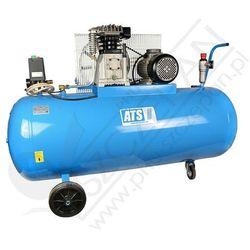 Kompresor Tłokowy Sprężarka 270L 3kW 400V ATS - 270 L, 400V, 3kW - produkt z kategorii- Pozostała motoryza