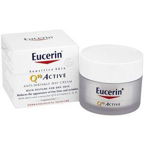 Eucerin q10 active krem wygładzający przeciw zmarszczkom (day cream) 50 ml