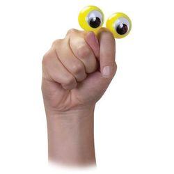 Oczy na palce pacynka żółta - produkt z kategorii- pacynki i kukiełki