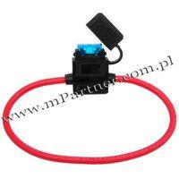 Gniazdo bezpiecznika płytkowego hermetyczne 5mm2 od producenta Mpartner