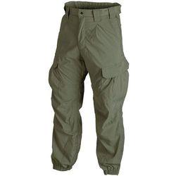 spodnie Helikon LEVEL 5 Ver.II Soft Shell olive green (SP-SS2-NL-02), spodnie męskie HELIKON-TEX / POLSKA