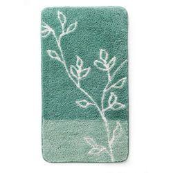 """Bonprix Dywaniki łazienkowe """"gałęzie"""" zielony"""
