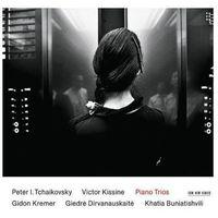 Piano Trios (CD) - Giedre Dirvanauskaite, Khatia Buniatishvili, Gidon Kremer