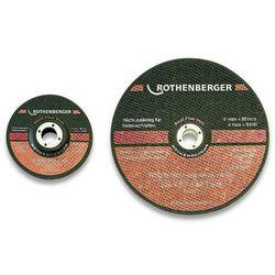 Rothenberger Tarcza tnąca profi żeliwo prosta 230 x 3 x 22 - tarcza tnąca profi żeliwo prosta 230 x 3 x 22