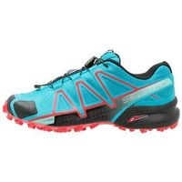 Salomon SPEEDCROSS 4 Obuwie do biegania Szlak blue jay/black/infrared