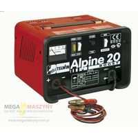 TELWIN Prostownik do ładowania akumulatorów Alpine 20 - sprawdź w wybranym sklepie