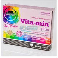 Olimp Vita-min plus Dla Kobiet, kapsułki, 30 szt - produkt farmaceutyczny