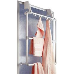 Wenko Uniwersalny wieszak compact na drzwi, pod prysznic, (4008838981139)