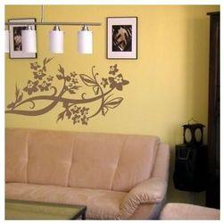 Deco-strefa – dekoracje w dobrym stylu Kwiaty 906 szablon malarski